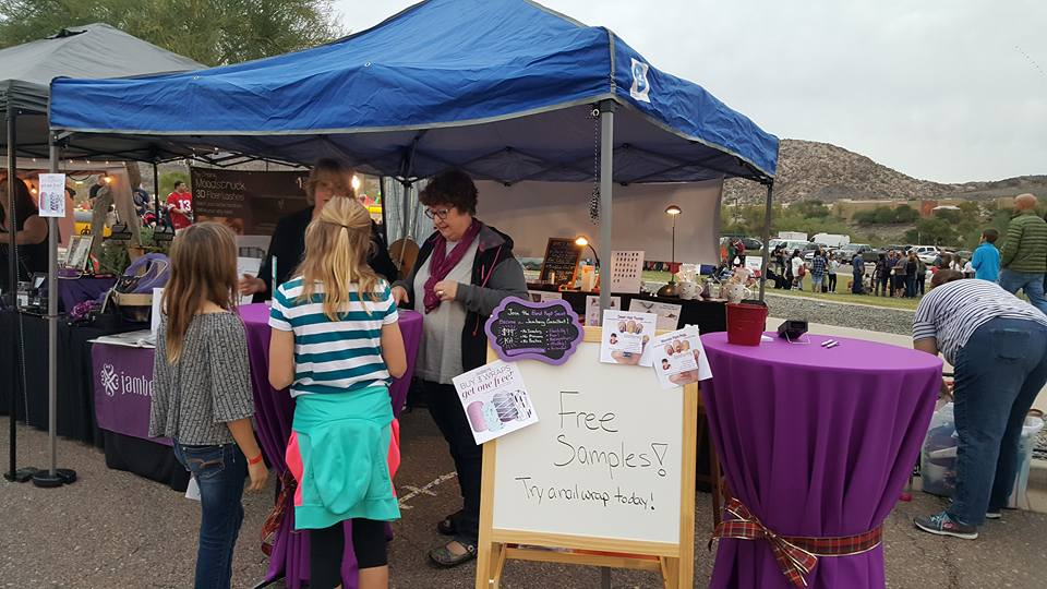 Marketplace Street Fair Spaces Available Now