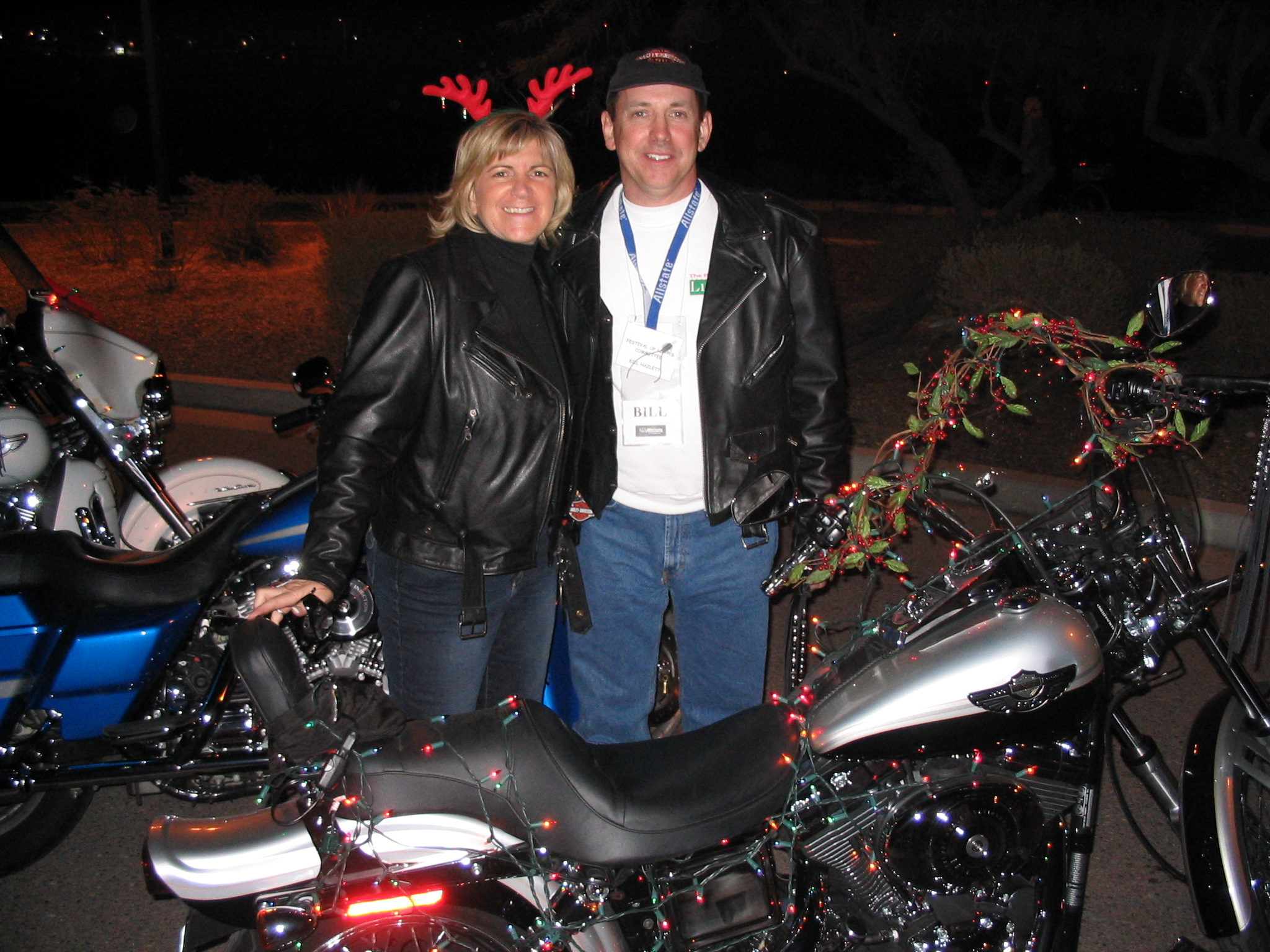 Holiday Harley Riders 2004